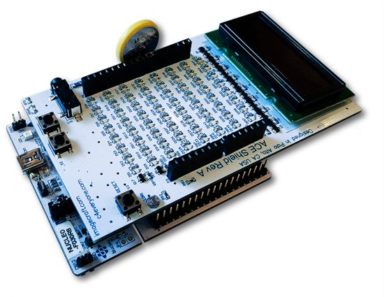 JumpStart MicroBOX Nucleo Board